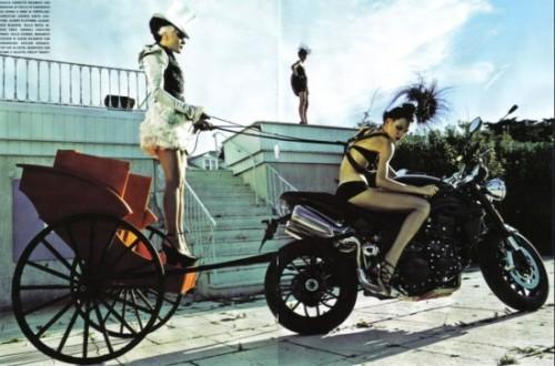 Vogue Italia, Daphne Guinness