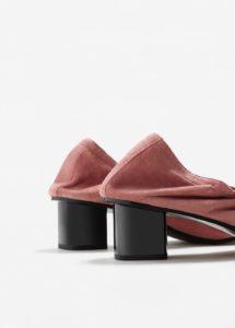 block heels, shoes, Zara